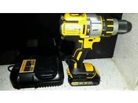New DeWalt DCD995N 18V Cordless XR 3-Speed Brushless Hammer Drill Driver
