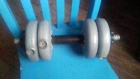 Weights for sale..... Plymouth