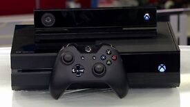 """XBOX ONE WITH KINNECT,BOXED,WITH 14 GAMES AND A 42"""" LCD TV IF REQUIRED. BARGAIN!!"""