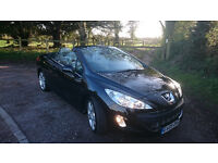 Peugeot 308 Cabrio CC 1.6 THP GT100 Hard Top very low milage