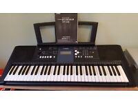 Yamaha PSR E333 Keyboard