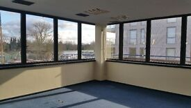 Whole office spaces for rent in Brentford West London