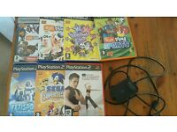 PS2 Eye Toy Bundle
