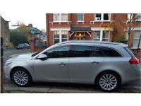Vauxhall insignia sport turer elite 1.8 petrol 114715 miles. Timing belt changed in 110.000