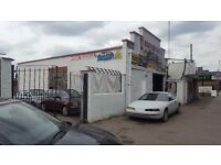 Bodyshop & mecahnics garage for sale