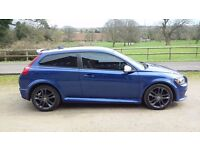 Volvo C30 2.0D R-Design. Loaded with extras. Belt changed at 89K