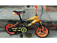"Strike 12 first bike in good condition. 12"" wheels.see pictures"