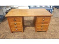 indian wooden desk