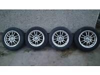 4x100/4x108 15'' alloys