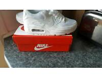 Nike Air 90 trainers size 4
