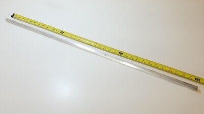 6061 Aluminum Round Bar 58 Round 36 Long Lathe Solid T6511
