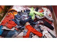 huge bundle of boys clothes 3-4