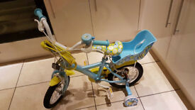Apollo child bike, for children 3-5 years old, used for two summers