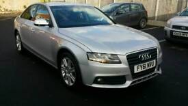 2011 Audi A4 automatic full service history