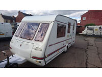 Caravan Compass encore 540/4 berth 4 1999