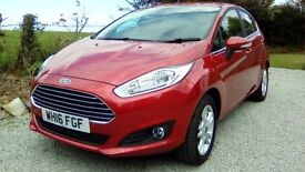 Brand New Ford Fiesta Zetec for Quick Sale