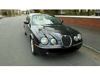 Bargain**jaguar s type twin turbo sports diese 2005 new shape with service history