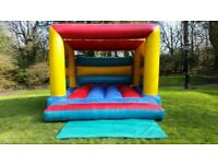 bouncy castle start up business job lot