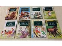 8 Classic Ladybird Books