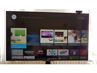 Sony KDL-50W805C 50 inch full hd tv with Android Tv smart features, excellent condition