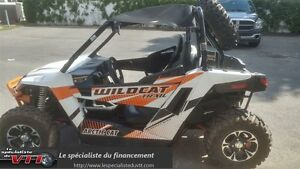 2015 arctic cat Wildcat Trail Limited EPS -