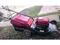 Mountfield RV150 Self Propelled Petrol Lawnmower