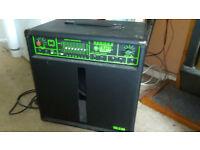 trace elliot blx-80 bass amp