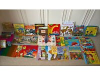 Dinosaur bundle - books, DVDs, card games, stencils, clothes, PJs, sleepsuits, dressing gown & toy