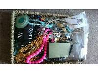 Job lot of jewellery