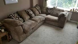 Scatter Cushion Corner Couch
