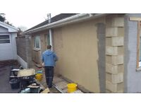 *LSJ PLASTERING**FOR A HIGH QUALITY FINISH*