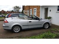 Saab Convertible 9-3 Linear Turbo 2005