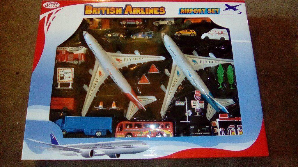 Kids airport set
