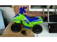 6v quad ride on