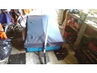 4x3 trailor with camping equipment