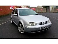 Volkswagen Golf 4 1.9 TDI 150 bhp 2003 Very clean LONG MOT