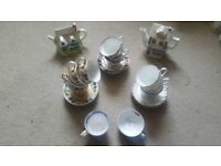 China Sets and Teapots