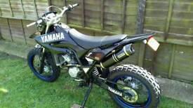 Yamaha wrx 125/180 2011