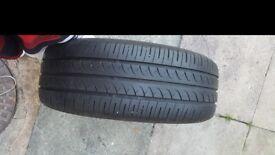 Vauxhall vectra tyres