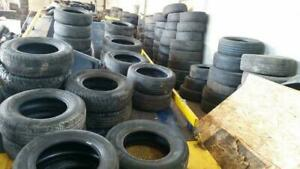 HUGE LOT OF SUMMER AND WINTER TIRES 20$ EACH