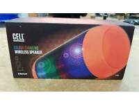 Cell colour changing speaker boxed