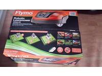 Flymo 1200R Robotic Lawn Mower - Brand New Still Sealed In Box with manufacturer warranty