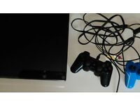 Playstation 3 with second controller + 11 Games