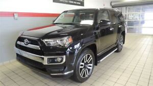 2017 Toyota 4Runner Limited 7 passagers