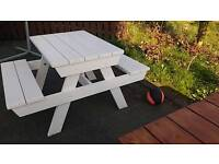 New 4ft picnic table