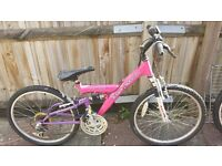 Girls Bike - Good condition, Bargain only £55.00 ono