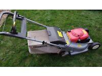 Honda HRB 475 lawnmower