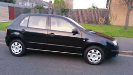 56reg skoda FABIA 1.2 ,long MOT ,very clean car (BARGAIN)
