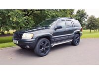 Jeep Grand Cherokee 4.7 V8 Limited Station Wagon 4x4 5dr FULL SERVICE HISTORY