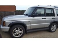 Land rover td5 7 seater in good condition.12 months mot and FSH